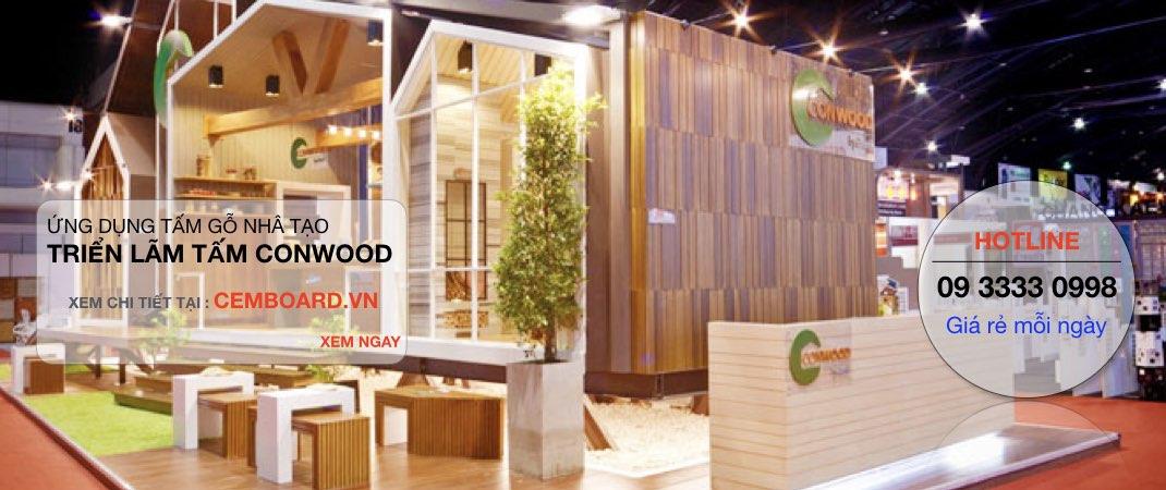 Tấm Cemboard có bề mặt vân gỗ có thể thay thế gỗ tự nhiên trang trí nội , ngoại thất không ?