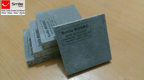 tấm bê tông dăm gỗ SmileBoard - Tấm CementBoard SCG
